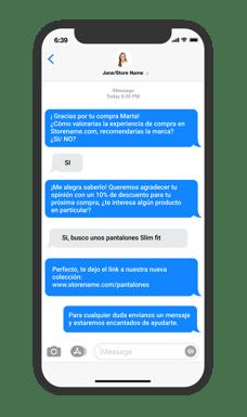 2way chat spanish