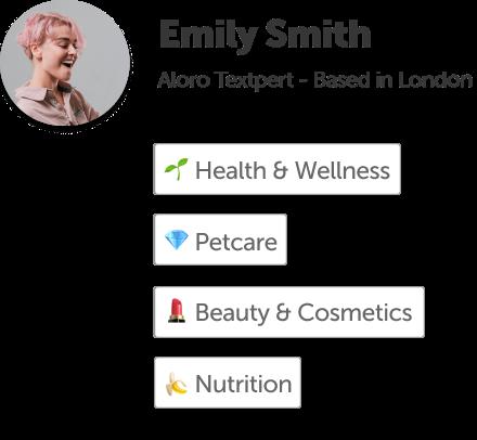 Textpert - Health & Wellness (3)